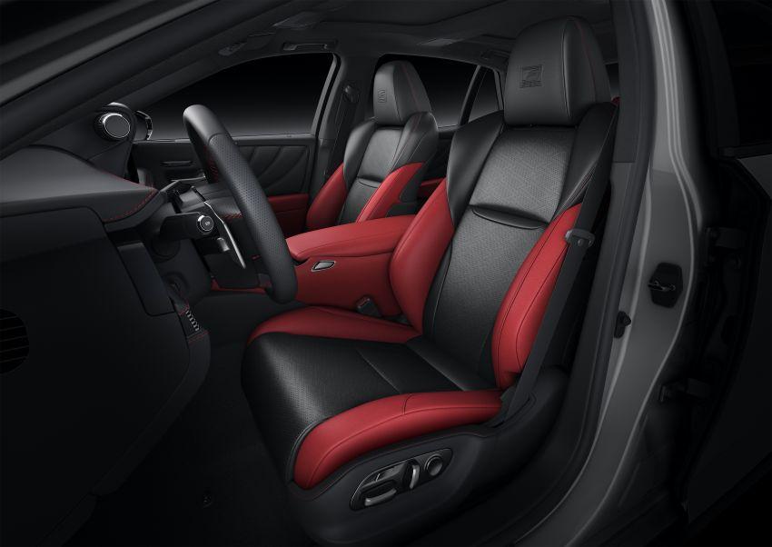 2021 Lexus LS facelift – Lexus Teammate autonomous driving and parking tech, touchscreen, better comfort Image #1142167