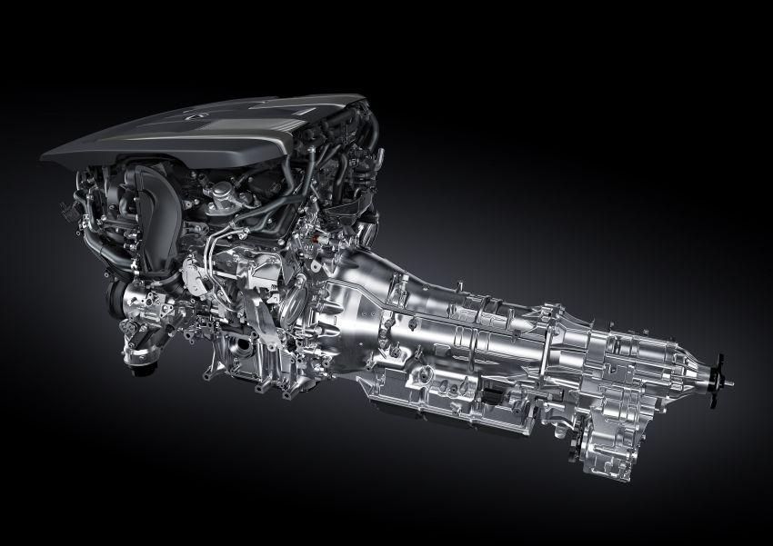 2021 Lexus LS facelift – Lexus Teammate autonomous driving and parking tech, touchscreen, better comfort Image #1142192