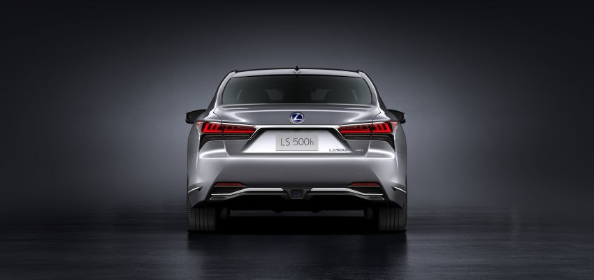 2021 Lexus LS facelift – Lexus Teammate autonomous driving and parking tech, touchscreen, better comfort Image #1142149