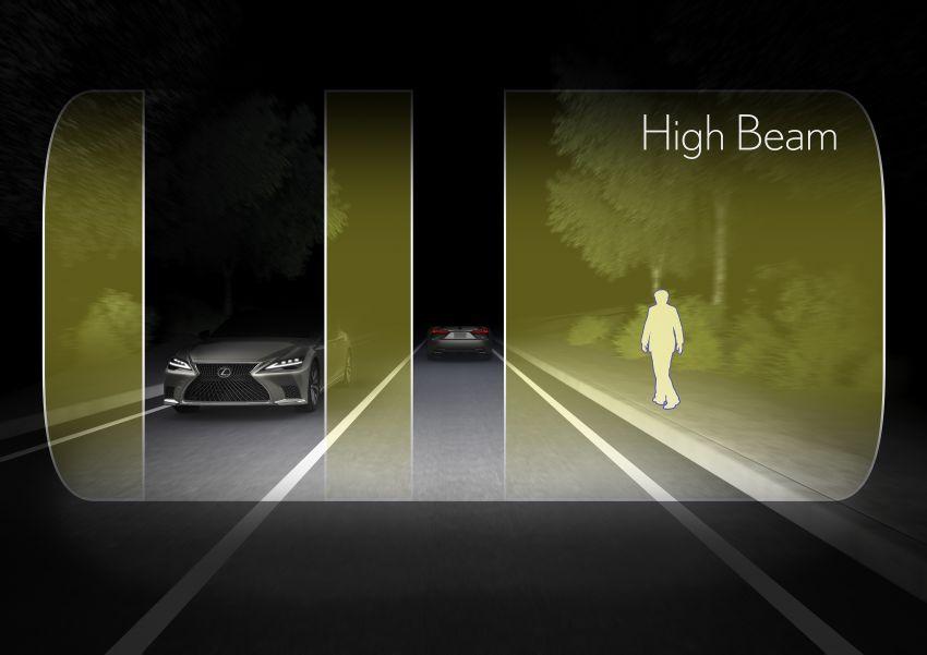 2021 Lexus LS facelift – Lexus Teammate autonomous driving and parking tech, touchscreen, better comfort Image #1142204