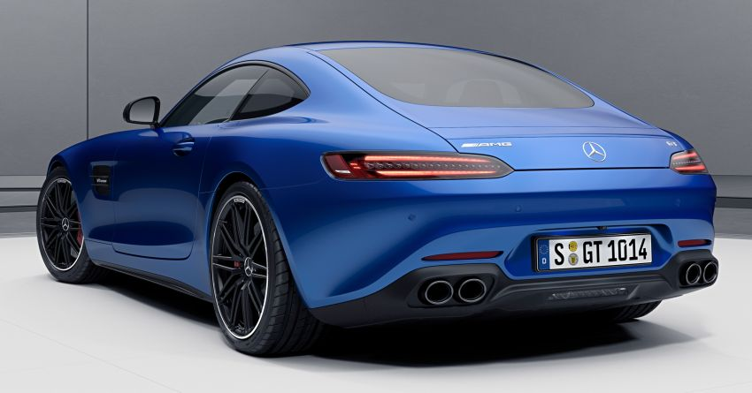 2021 Mercedes-AMG GT – base model gets upgraded to 530 PS, more equipment; AMG GT S discontinued Image #1153797