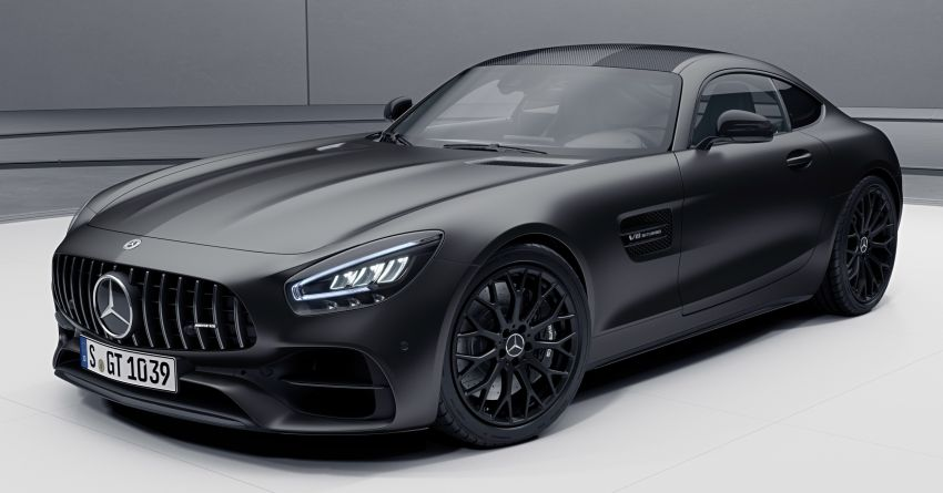 2021 Mercedes-AMG GT – base model gets upgraded to 530 PS, more equipment; AMG GT S discontinued Image #1153798