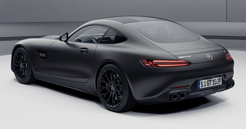 2021 Mercedes-AMG GT – base model gets upgraded to 530 PS, more equipment; AMG GT S discontinued Image #1153799