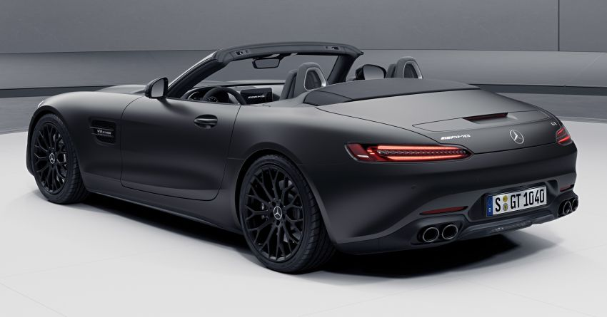 2021 Mercedes-AMG GT – base model gets upgraded to 530 PS, more equipment; AMG GT S discontinued Image #1153800