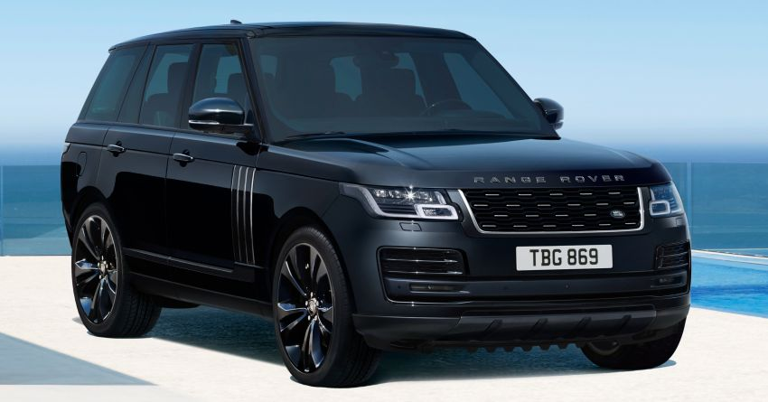 2021 Range Rover – new 3.0 litre mild-hybrid diesel engine, limited edition Westminster editions launched Image #1146946