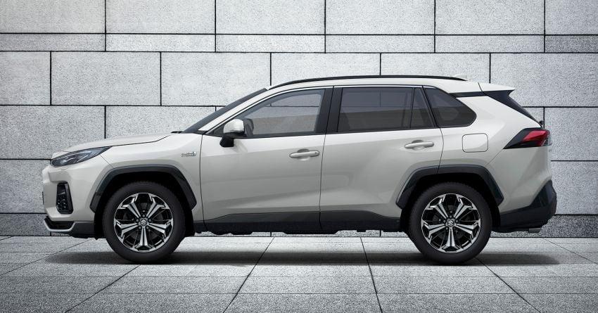 2021 Suzuki Across debuts – PHEV based on the RAV4 Image #1139672