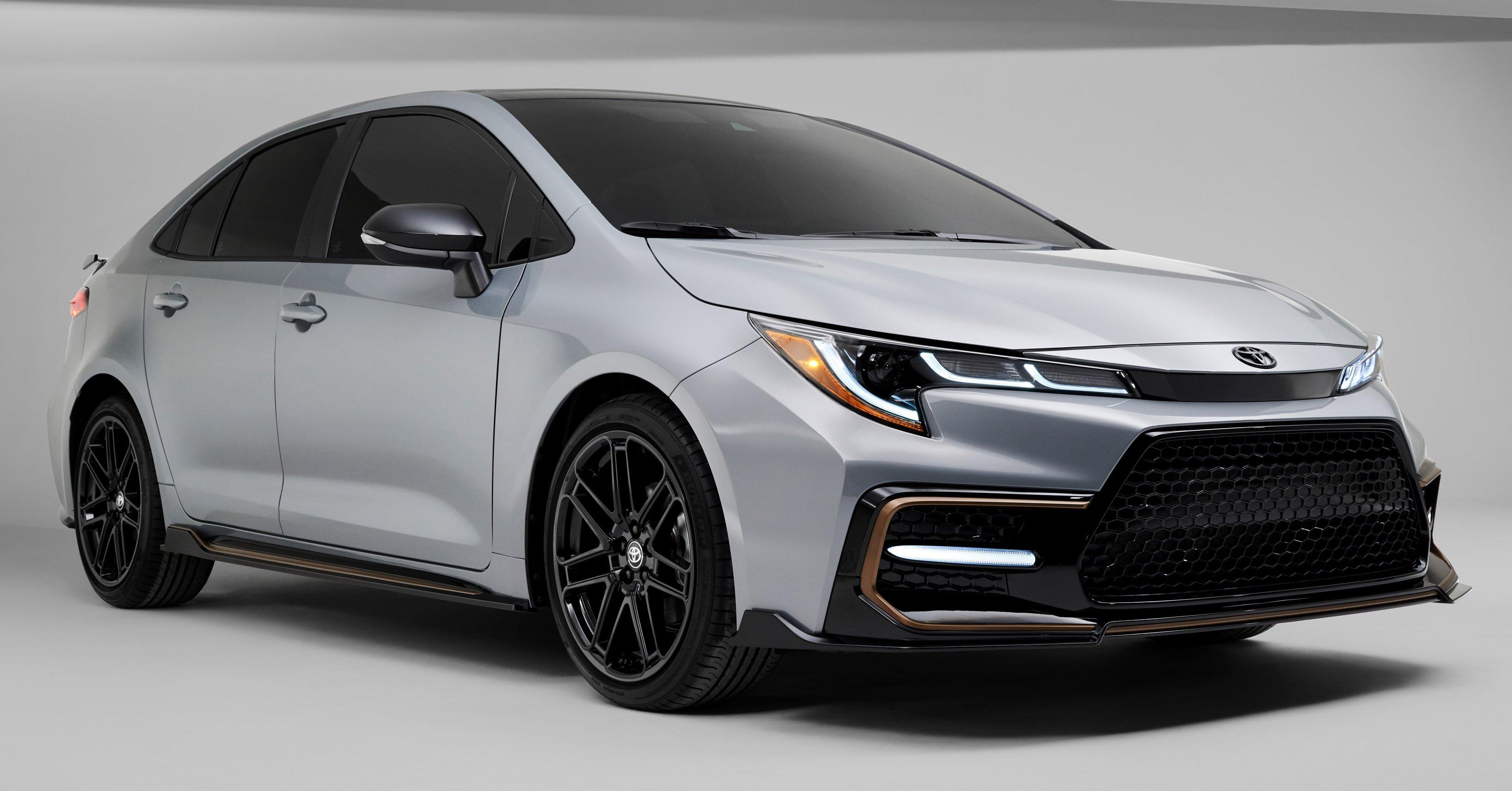 2021 Toyota Altis Configurations