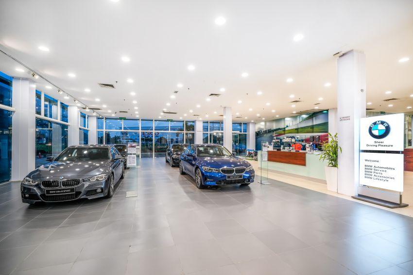 Auto Bavaria lancar pusat 4S baharu di Tebrau – BMW, BMW Motorrad, MINI, dan BMW Premium Selection Image #1141213