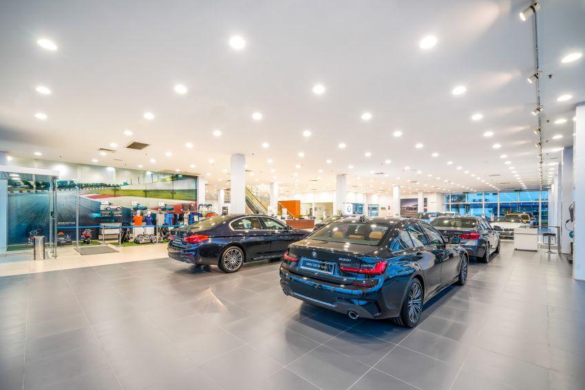 Auto Bavaria lancar pusat 4S baharu di Tebrau – BMW, BMW Motorrad, MINI, dan BMW Premium Selection Image #1141214