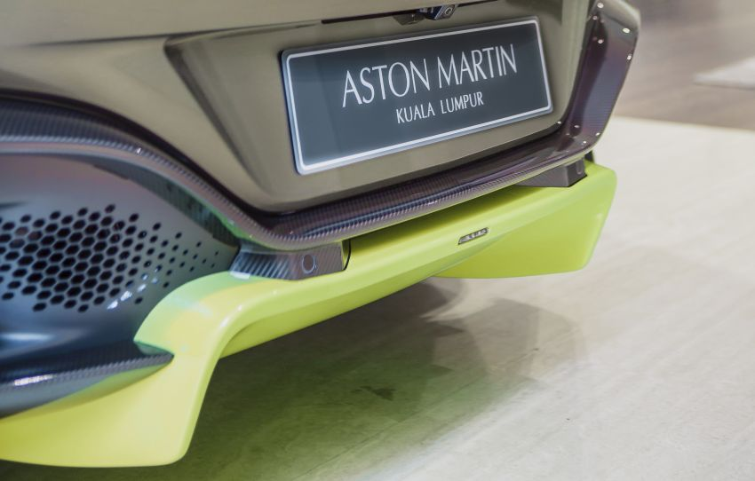 Aston Martin Vantage AMR Malaysia edition debuts – specially-kitted Vantage V8 inspired by its AMR sibling Image #1143800