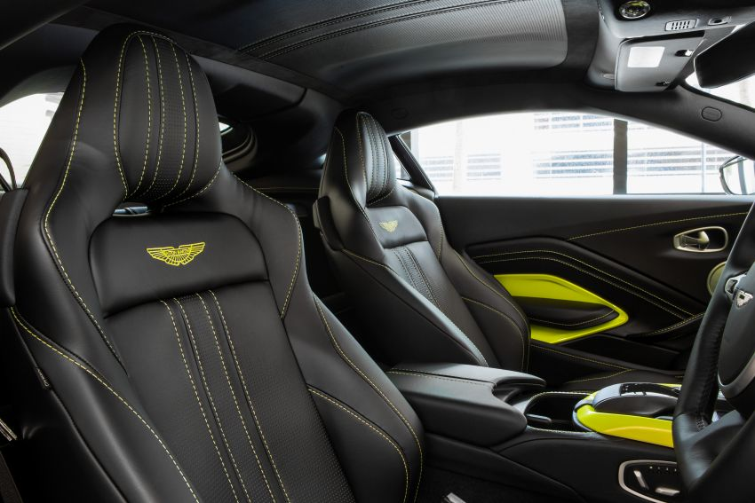 Aston Martin Vantage AMR Malaysia edition debuts – specially-kitted Vantage V8 inspired by its AMR sibling Image #1143780