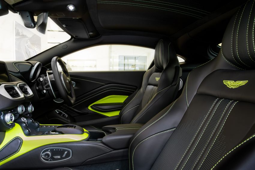 Aston Martin Vantage AMR Malaysia edition debuts – specially-kitted Vantage V8 inspired by its AMR sibling Image #1143781