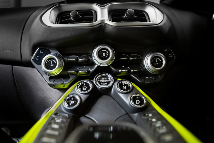 Aston Martin Vantage AMR Malaysia edition debuts – specially-kitted Vantage V8 inspired by its AMR sibling Image #1143784