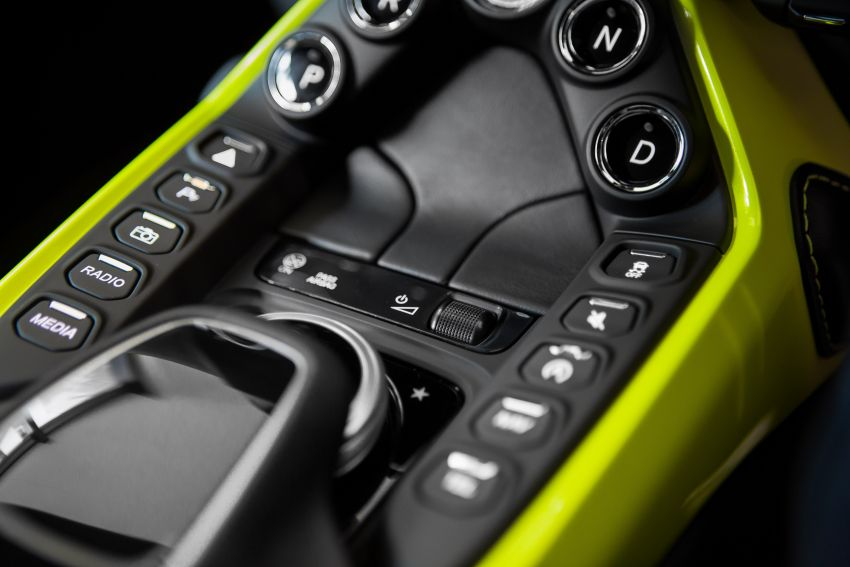 Aston Martin Vantage AMR Malaysia edition debuts – specially-kitted Vantage V8 inspired by its AMR sibling Image #1143786