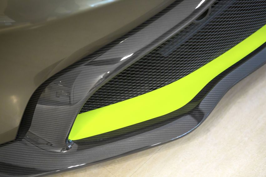 Aston Martin Vantage AMR Malaysia edition debuts – specially-kitted Vantage V8 inspired by its AMR sibling Image #1143796