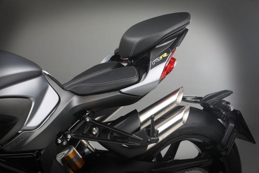 2020 MV Agusta Brutale RR revealed, 208 hp, 116 Nm Image #1138928