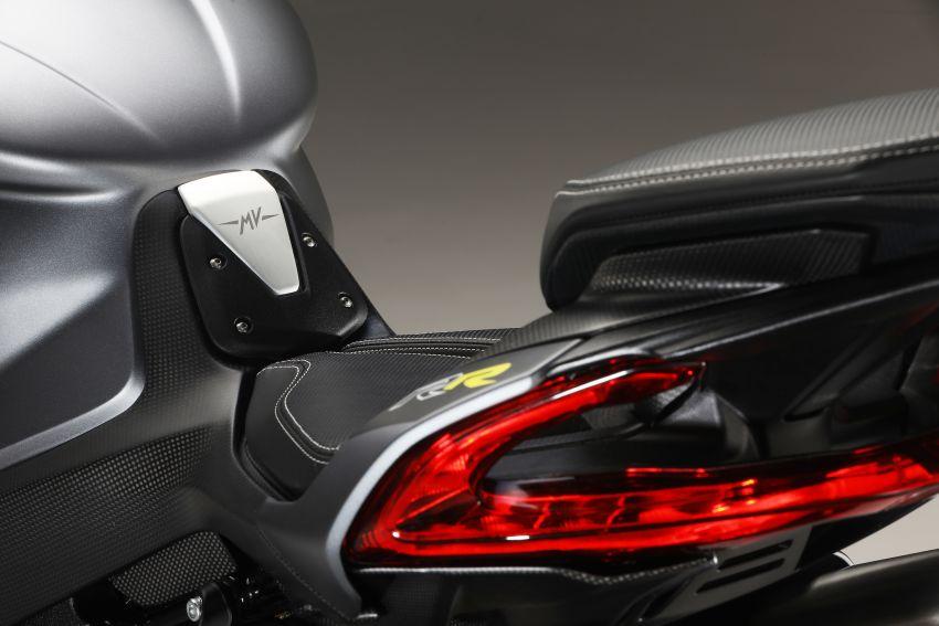2020 MV Agusta Brutale RR revealed, 208 hp, 116 Nm Image #1138934