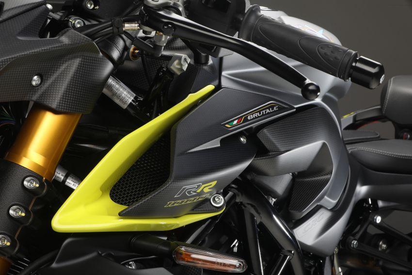 2020 MV Agusta Brutale RR revealed, 208 hp, 116 Nm Image #1138939