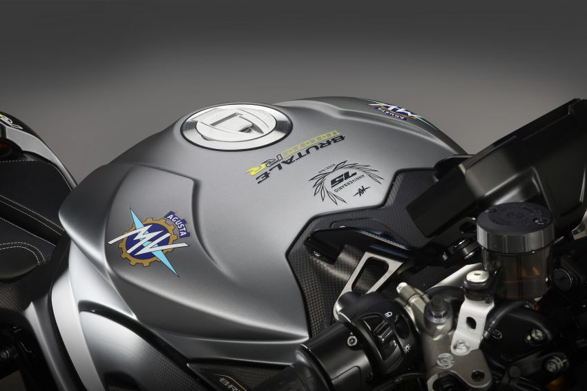2020 MV Agusta Brutale RR revealed, 208 hp, 116 Nm Image #1138940