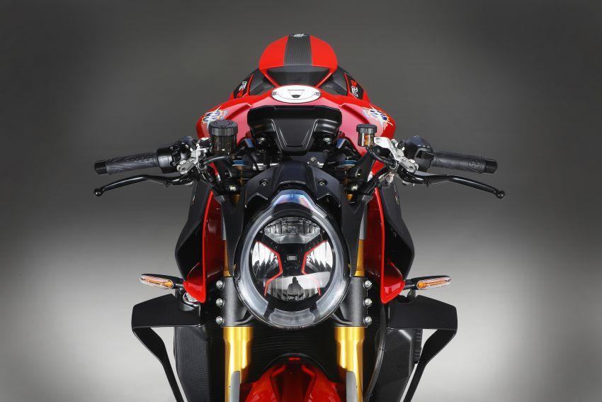2020 MV Agusta Brutale RR revealed, 208 hp, 116 Nm Image #1138946