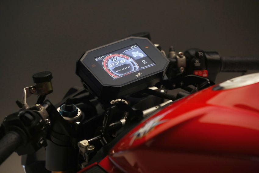 2020 MV Agusta Brutale RR revealed, 208 hp, 116 Nm Image #1138972