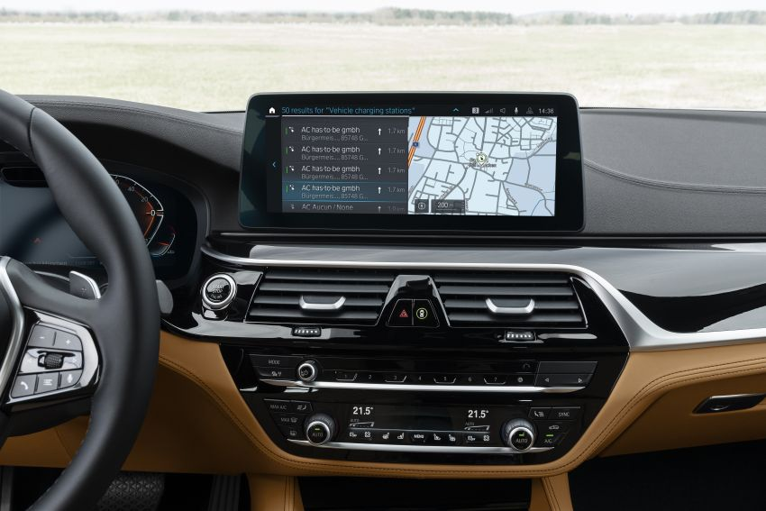 BMW to release OTA updates for Operating System 7 – navigation, Connected Charging, Digital Key support Image #1140721
