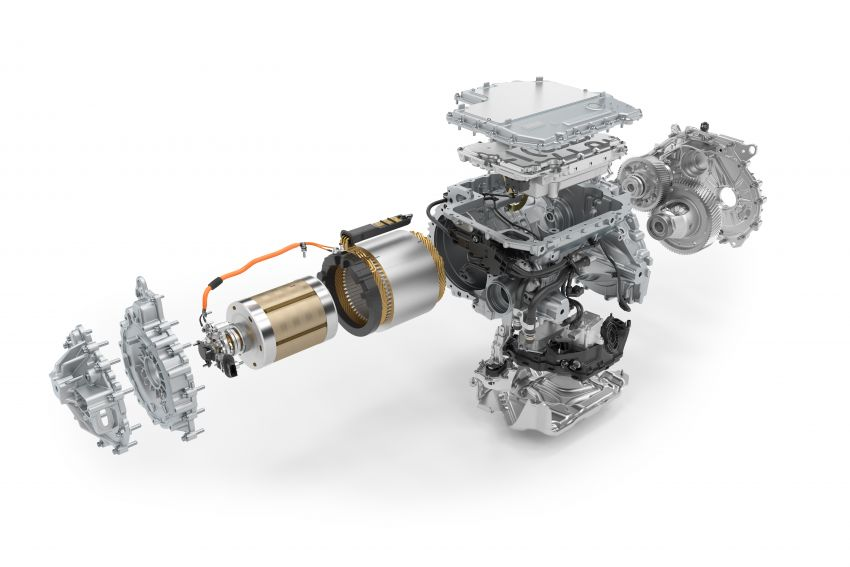 BMW iX3 debuts – 460 km range, 0-100 km/h in 6.8s; Adaptive M suspension as later over-the-air update Image #1146073
