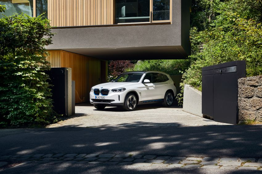 BMW iX3 debuts – 460 km range, 0-100 km/h in 6.8s; Adaptive M suspension as later over-the-air update Image #1146115