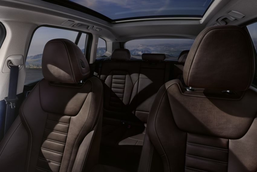 BMW iX3 debuts – 460 km range, 0-100 km/h in 6.8s; Adaptive M suspension as later over-the-air update Image #1146269