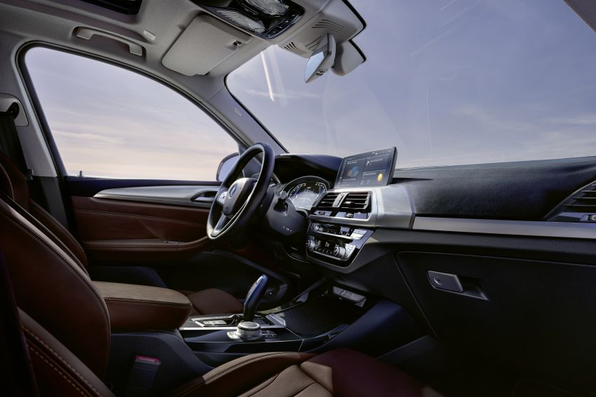 BMW iX3 debuts – 460 km range, 0-100 km/h in 6.8s; Adaptive M suspension as later over-the-air update Image #1146274