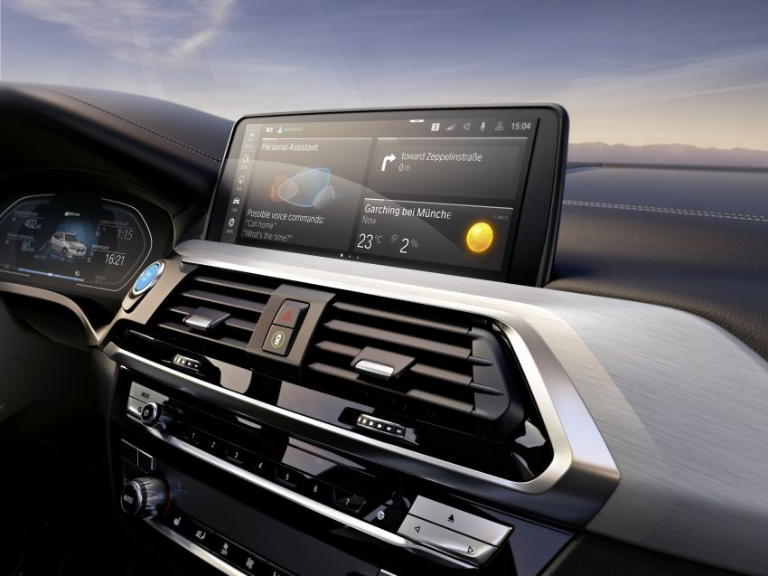 BMW iX3 debuts – 460 km range, 0-100 km/h in 6.8s; Adaptive M suspension as later over-the-air update Image #1146275