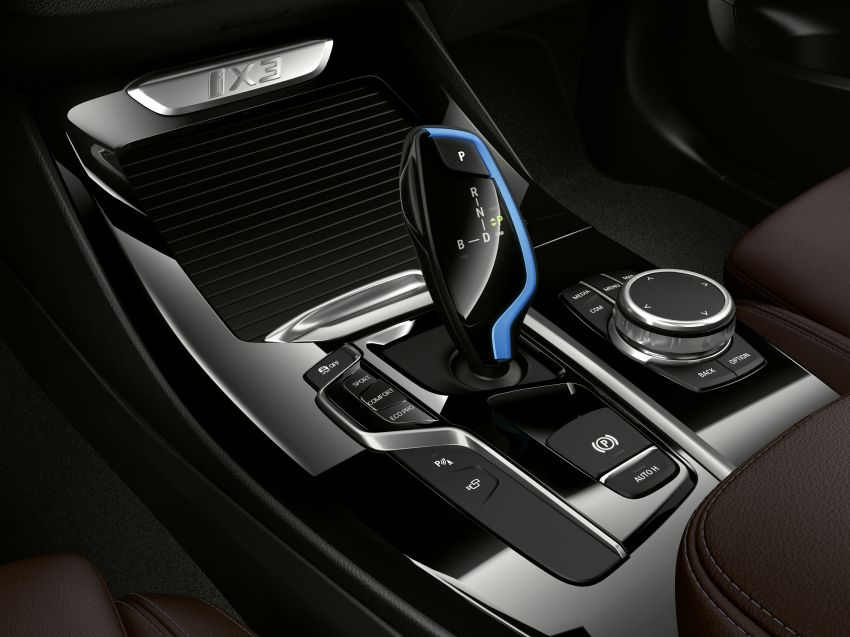 BMW iX3 debuts – 460 km range, 0-100 km/h in 6.8s; Adaptive M suspension as later over-the-air update Image #1146273