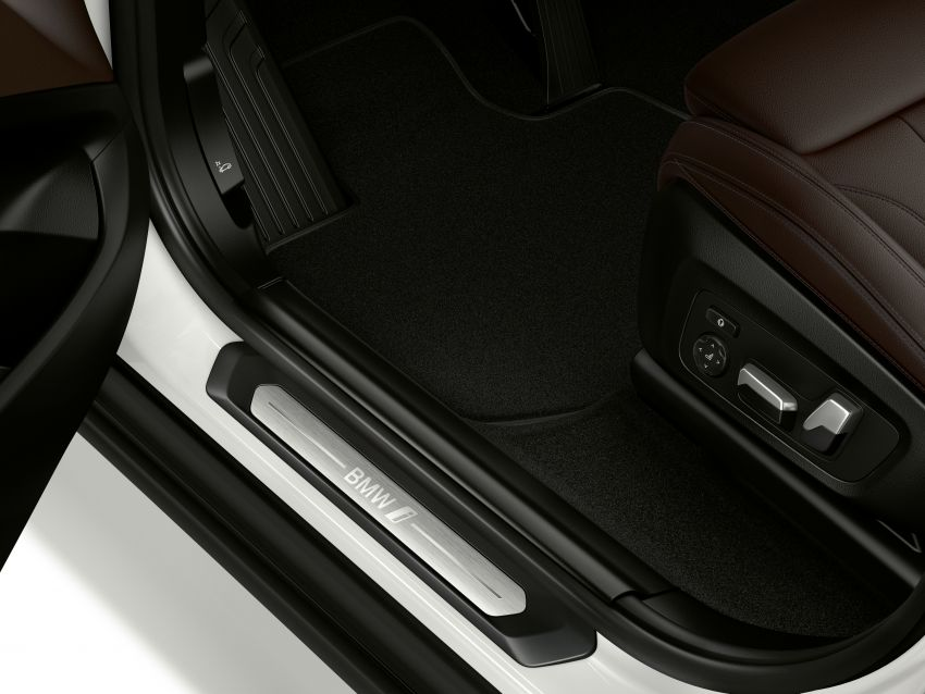 BMW iX3 debuts – 460 km range, 0-100 km/h in 6.8s; Adaptive M suspension as later over-the-air update Image #1146266