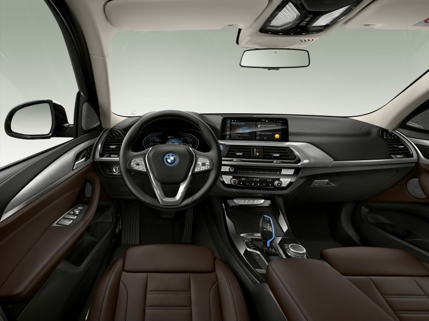BMW iX3 debuts – 460 km range, 0-100 km/h in 6.8s; Adaptive M suspension as later over-the-air update Image #1146267