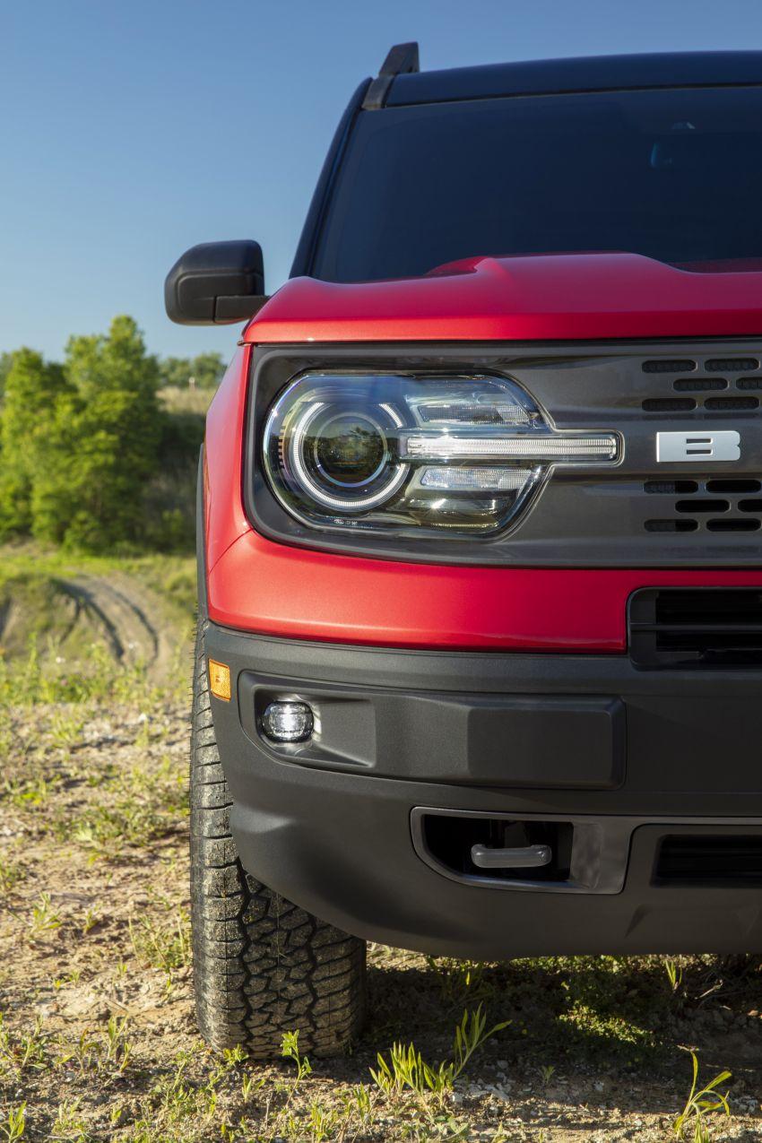 Ford Bronco Sport 2021 – SUV dengan kebolehan <em>off-road</em> luar biasa, sesuai untuk pelbagai aktiviti <em>outdoor</em> Image #1147289