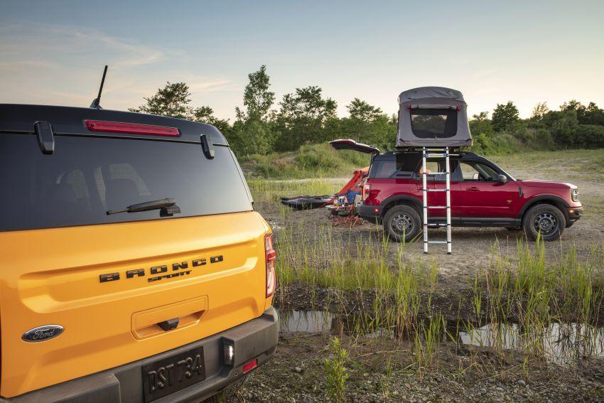 Ford Bronco Sport 2021 – SUV dengan kebolehan <em>off-road</em> luar biasa, sesuai untuk pelbagai aktiviti <em>outdoor</em> Image #1147278