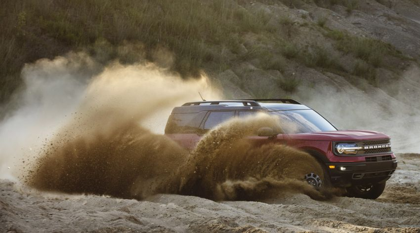 2021 Ford Bronco Sport – junior model is a rugged, outdoors entry in the mainstream small SUV class Image #1145818