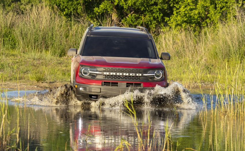 2021 Ford Bronco Sport – junior model is a rugged, outdoors entry in the mainstream small SUV class Image #1145824
