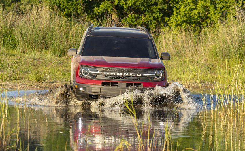 Ford Bronco Sport 2021 – SUV dengan kebolehan <em>off-road</em> luar biasa, sesuai untuk pelbagai aktiviti <em>outdoor</em> Image #1147272