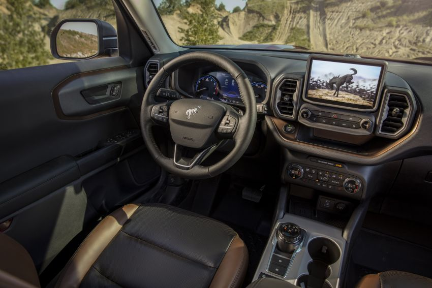2021 Ford Bronco Sport – junior model is a rugged, outdoors entry in the mainstream small SUV class Image #1145827