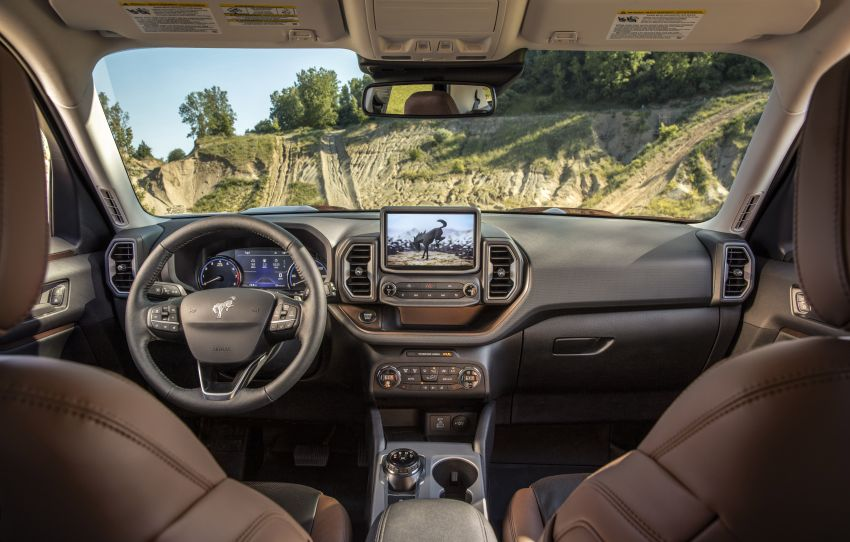 2021 Ford Bronco Sport – junior model is a rugged, outdoors entry in the mainstream small SUV class Image #1145831