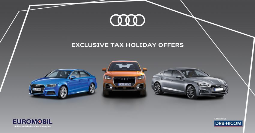 AD: Get the best deals on Audi models at Euromobil's private sale event happening from July 17-19, 2020 Image #1142614