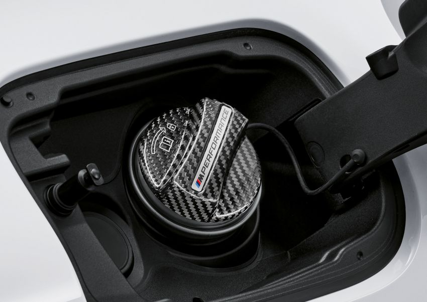 BMW M5 LCI F90 – pilihan aksesori M Performance Image #1153385
