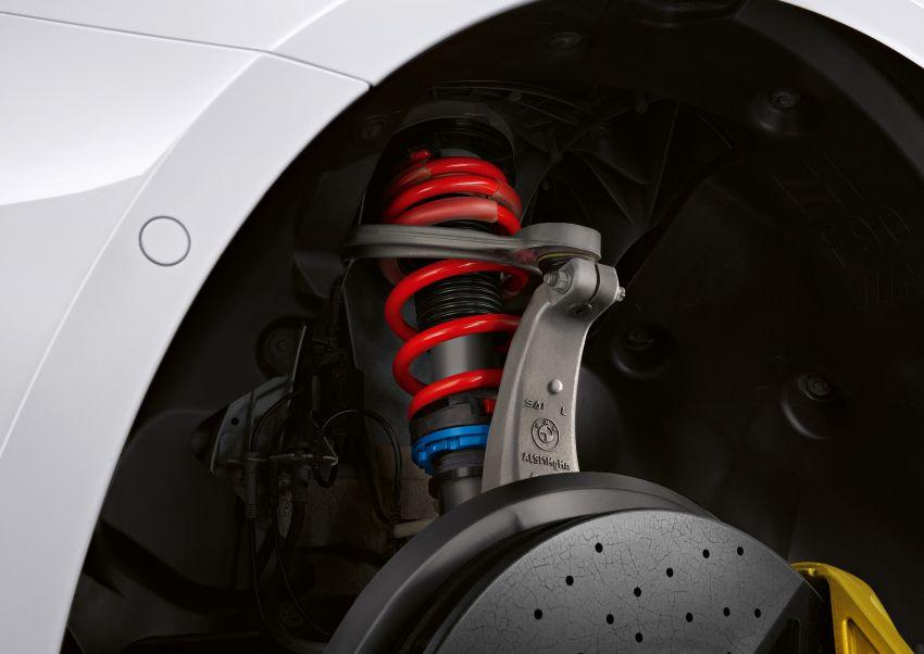 BMW M5 LCI F90 – pilihan aksesori M Performance Image #1153388