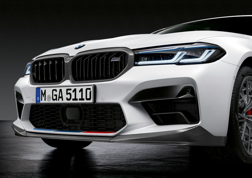 BMW M5 LCI F90 – pilihan aksesori M Performance Image #1153364