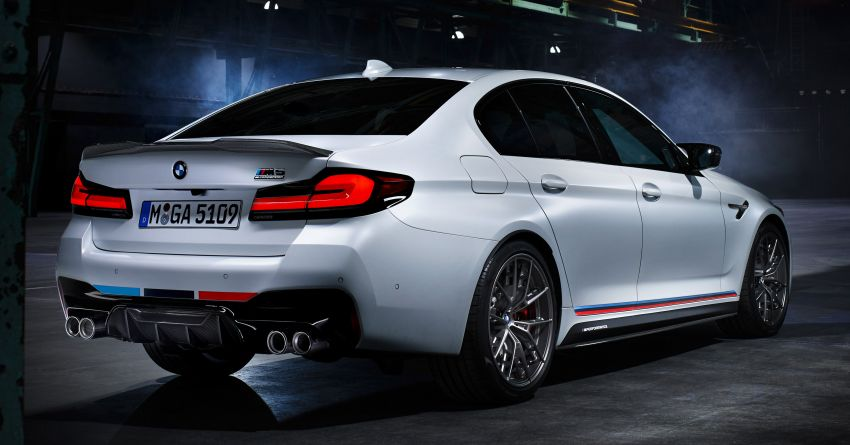 F90 BMW M5 LCI gets range of M Performance Parts Image #1152804