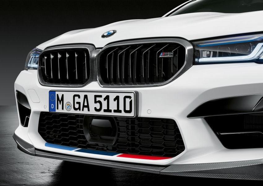 BMW M5 LCI F90 – pilihan aksesori M Performance Image #1153367