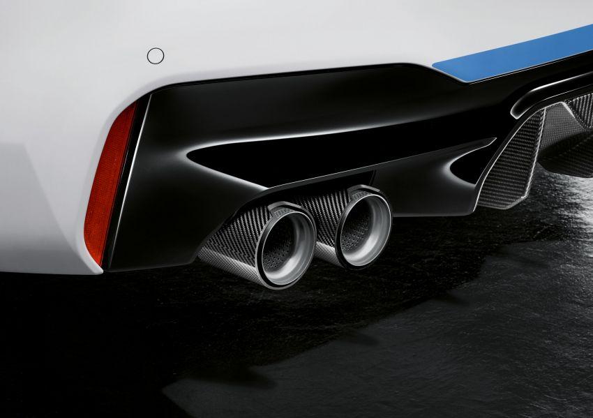 BMW M5 LCI F90 – pilihan aksesori M Performance Image #1153376