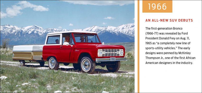 Ford Bronco 2021 didedahkan – pintu, bumbung dan panel badan boleh ditanggal, 2 pilihan enjin EcoBoost Image #1145743