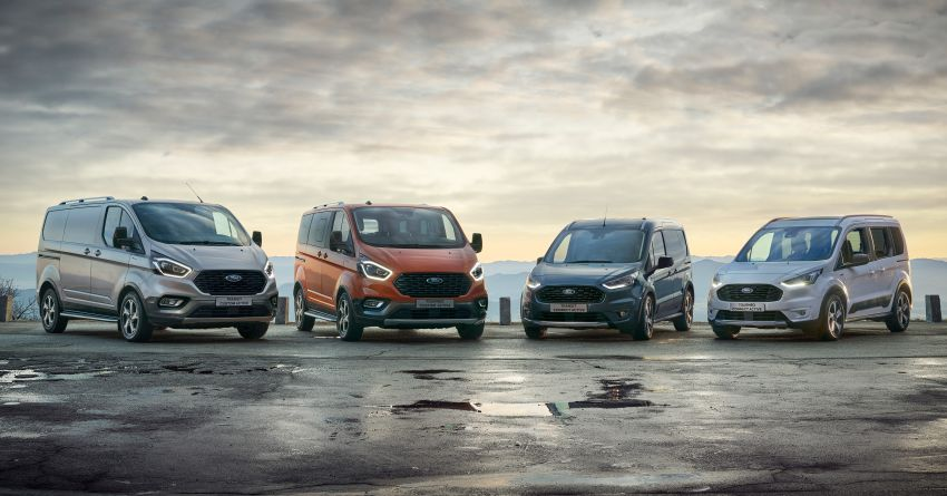 Ford Tourneo Connect and Transit Connect receive new Active variants – rugged lifestyle people movers Image #1150835